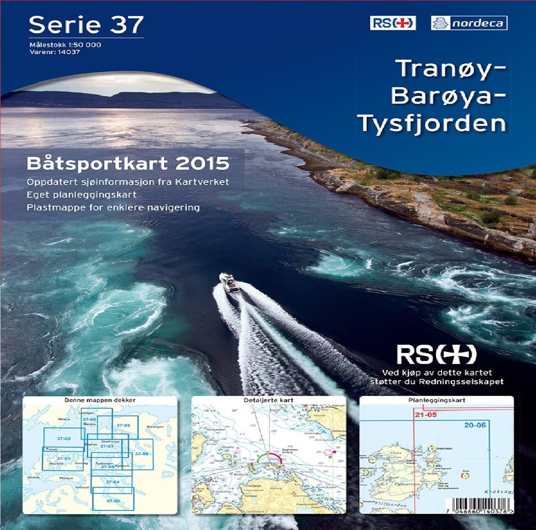tranøy kart Båtsportkart Tranøy   Barøya   Tysfjorden   Kjøpsvik.no tranøy kart